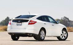2013 Honda Crosstour in white... Picking up Saturday!!!! #honda