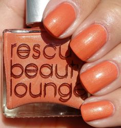 Rescue Beauty Lounge Santa Fe Road from the Georgia on My Mind collection - beautiful color!