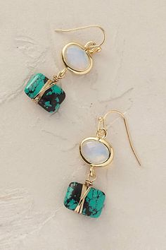Sayuri Drop Earrings - anthropologie.eu