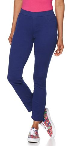 Looking for the perfect skinny pant? We've got you covered with these stretch skinny pants by Twiggy!