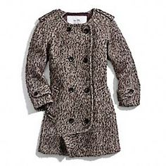 Coach :: WOOL DOUBLE BREASTED COAT