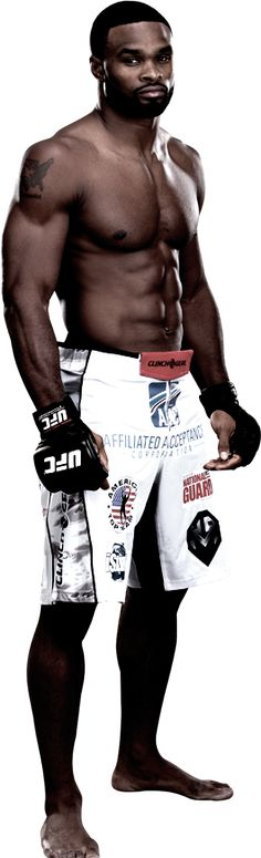Tyron Woodley - Official UFC® Fighter Profile