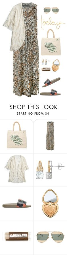 """""""Today"""" by musicfriend1 ❤ liked on Polyvore featuring Rae Feather, Raquel Allegra, maurices, 100 Facets of Love, Valentino, Too Faced Cosmetics and Christian Dior"""