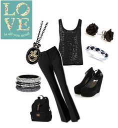 """Untitled #48"" by crystina-leigh on Polyvore"