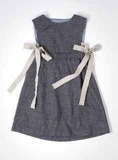 I like the idea of doing ribbon drawstring on the waistline. Just picture