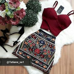 Summer look, summer outfit idea, spring look, spring outfit idea Mode Outfits, Dress Outfits, Dress Up, Fashion Outfits, Fashion Mode, Moda Fashion, Womens Fashion, Perfect Outfit, Outfit Online