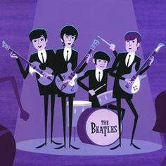 shag+art | ... - All Together Now: A Tribute to the Beatles Art Show