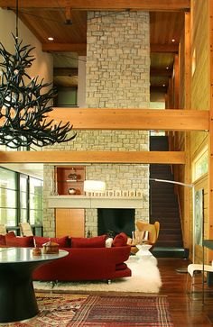 Lamson-West Residence in Cincinnati, designed by John Senhauser, FAIA of John Senhauser Architects in Cincinnati.