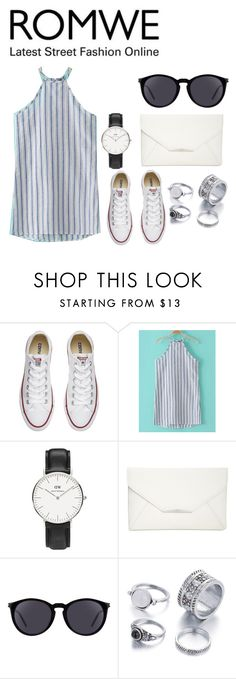 """""""😊"""" by aria1987 ❤ liked on Polyvore featuring interior, interiors, interior design, home, home decor, interior decorating, Converse, Daniel Wellington, Style & Co. and Yves Saint Laurent"""