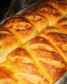 Pão de batata doce - receita desse pão veio do blog do chef André Nogal,