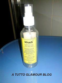 A TUTTO GLAMOUR : REVIEW ACQUA DI ROSE KHADI