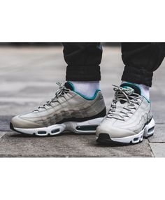 dc3dfb5f732a Nike Air Max 95 Sport Turquoise New Trainer Air Max 95 Mens