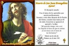Resultado de imagen para como murio el evangelista juan San Juan Evangelista, Saints, Holy Spirit, Books Of Bible, Death