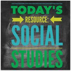 Teacher Toolkit Tuesday: Social Studies - The Organized Classroom Blog