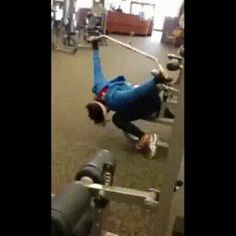 Some People Should Not Go To The Gym (13 Gifs) - Seriously, For Real?