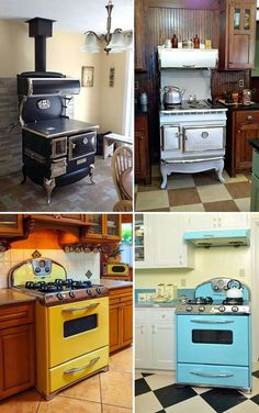 Kitchen Pantry, Kitchen Appliances, Pantry Inspiration, Gimme Some Oven, Vintage Kitchen, Kitchens, Retro, Antiques, Outdoor Decor
