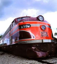 """The Chicago, Rock Island and Pacific Railroad  was a prominent (Class I) railroad in the midwestern United States, commonly known as the """"Rock Island."""" In 1854 when the line connected the Mississippi to Chicago and the East Coast, the event was marked by a large promotional voyage called the Grand Excursion.1852–1980."""