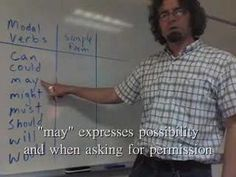 Modal Verbs in English.
