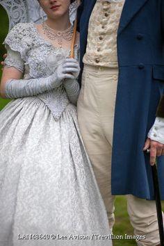 Trevillion Images - victorian-couple