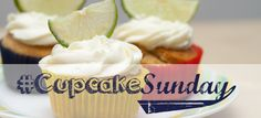 #cupcakesunday Lime Cupcakes Summer Lime Cupcakes, Lime Cake, Dessert, Honeydew, Fruit, Summer, Food, Key Lime Pound Cake, Summer Time