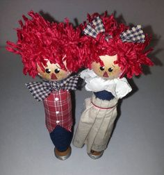 Beer Tap Handle Raggedy Ann and Andy  Bar  Keg  by RosiesHut, $30.00. Check out selection added On sale slot come check it out. More items will be added daily ..
