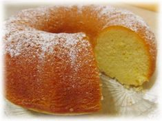 Sweet Pastries, Pound Cake, Cake Cookies, Baking Recipes, Food To Make, Deserts, Food And Drink, Yummy Food, Delicious Recipes