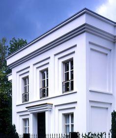 Villa Fohlenweg by the German office Hoehne Architekten.