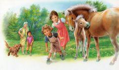 ......en de lieve pony 5 KC