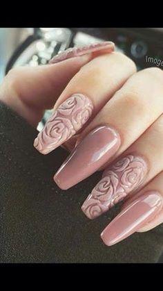 Lindas uñas decoradas