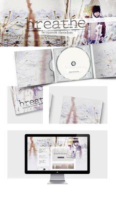 Benjamin Theodore | Album Artwork #music #packaging #albumartwork
