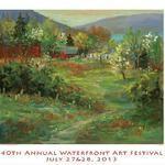 Waterfront Art Festival 2013