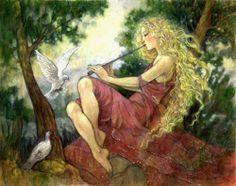 Rebecca Guay | Sweet Dream: Rebecca Guay