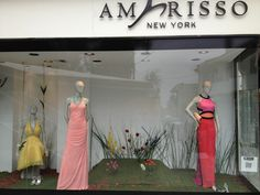 Amarisso New York Shopping Window in Kifissia