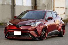 新車のときから公認ワイドボディなら心配ナイ! フォルテのC-HRフルコンプリートの魅力 | ドレナビ カードレスアップの情報を発信するWebサイト Mazda Cx3, Toyota Vios, Hyundai Veloster, Compact Suv, Volkswagen Polo, Import Cars, Cheap Cars, Japanese Cars, Car Detailing