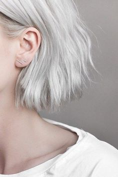 Grey hair... who's got it: