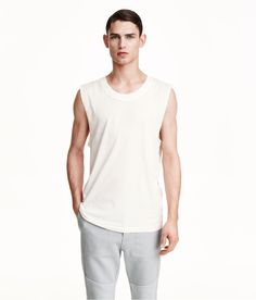 Tank Top | H&M saved by #ShoppingIS