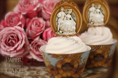 18th Century Paris  Marie Antoinette Style  by PaperScissorsCake, $4.99