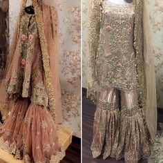 Likes, 74 Comments - Pakistani Wedding Outfits, Pakistani Wedding Dresses, Bridal Outfits, Indian Dresses, Indian Outfits, Red Lehenga, Lehenga Choli, Anarkali, Sharara