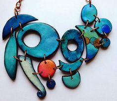 "https://flic.kr/p/uKgjyr   ""Blue potpourri"", polymer clay, necklace   <a href=""https://www.etsy.com/listing/237187125/polymer-clay-blue-potpourri-necklace?ref=pr_shop"" rel=""nofollow"">www.etsy.com/listing/237187125/polymer-clay-blue-potpourr...</a>"