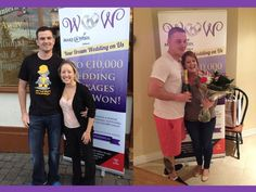 Danielle and Keith; Eimear and Andrew - WOW Winners! Competition, Dream Wedding, Couples, Gallery, Couple, Romantic Couples