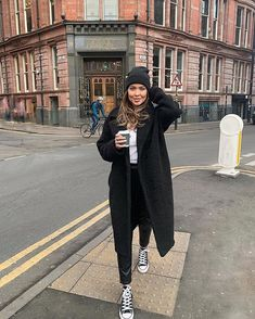 winter outfits ropa invierno Gehe mit Bae in missguided - Hochzeitskleid - Winter Outfits For Teen Girls, Winter Mode Outfits, Winter Fashion Outfits, Look Fashion, Trendy Outfits, Fall Outfits, Autumn Fashion, Cute Outfits, Black Outfits