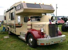 1951 Mack A-20H Motorcoach