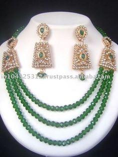 kundan jewellery - Google Search