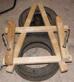 Homemade Prowler Sled | DIY Strength Training Gear|DIY Fitness|DIY Training|Make Strength Equipment