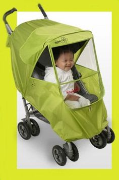 Amazon.com : Manito Elegance Plus Stroller Weather Shield / Rain Cover (Blue - 5 Available Colors) : Baby Stroller Weather Hoods : Baby