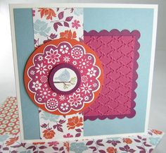 Four Seasons Floral District by ajackson19 - Cards and Paper Crafts at Splitcoaststampers