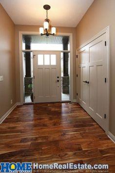 interior doors & front door