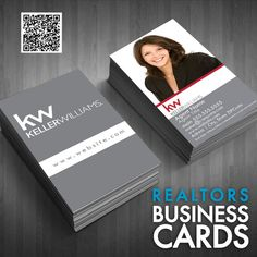 17 Keller Williams Business Card Templates More