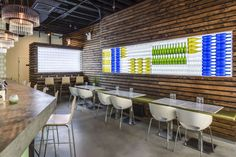 Poción restaurant by studioBIG New York