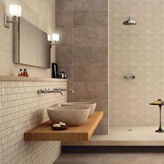 WALK by Gardenia Orchidea #bathroom #porcelain #tile